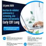 GESTION DE NODULOS PULMONARES EARLY CDT LUNG (SADAR PNEUMARAGON)