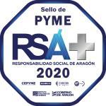 SELLO RESPONSABILIDAD SOCIAL ARAGON RSA+2020